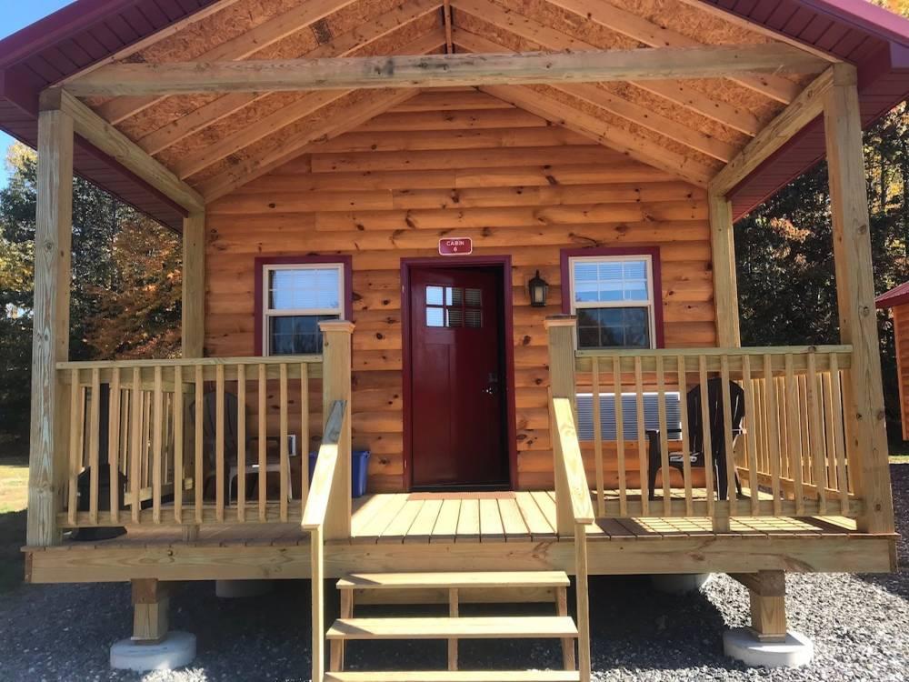 Maine ATV Cabins